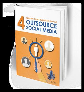 Outsourcing social media ebook