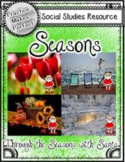 Seasons with Santa Activity Packet CTA