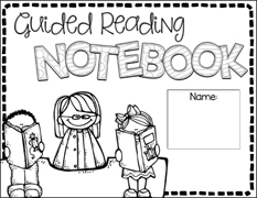 Guided Reading Freebie Packet CTA
