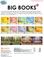 Fables Big Books Brochure