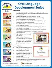 Oral Language Development Series Info Sheet