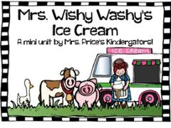Mrs. Wishy-Washy's Ice Cream Unit