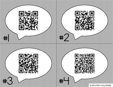 Biography QR Activity