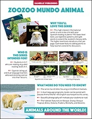 Zoozoo Mundo Animal Sales Sheet