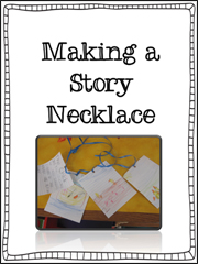 Story Necklace Worksheet