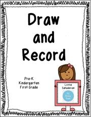 Draw and Record Packet CTA