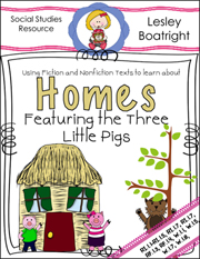 Homes Lesson Packet Download