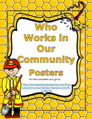 Community Worker Posters