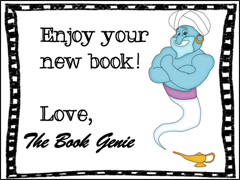 Book Genie Stationery
