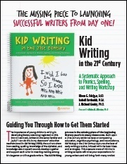 Kid Writing in the 21st Century Brochure