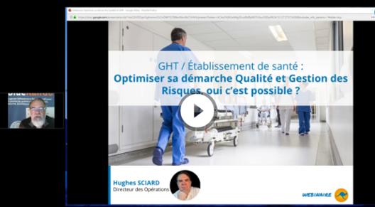 webinar GHT Santé