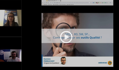 webinar : les outils qualité...