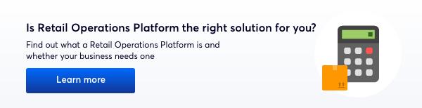 retail operations platform