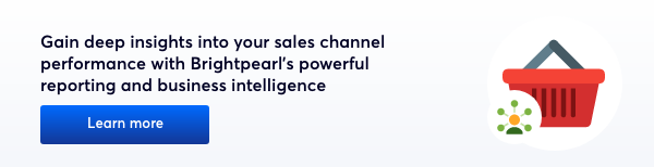 sales channel performance insights