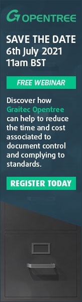Graitec Opentree Webinar - Document Control and Complying to Standards - 6th July at 11am BST