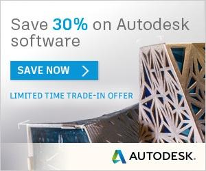 save 30 autodesk software trade in