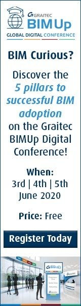 Graitec BIMUp Global Digital Conference Sidebar Banner