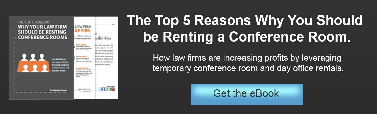 Top 5 Reasons Why You Should Be Renting a Conference Room