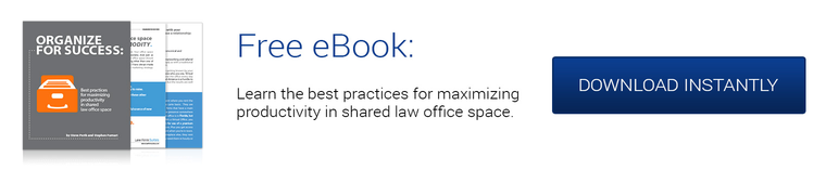Organize for Success: Best practices for maximizing productivity in shared law office space