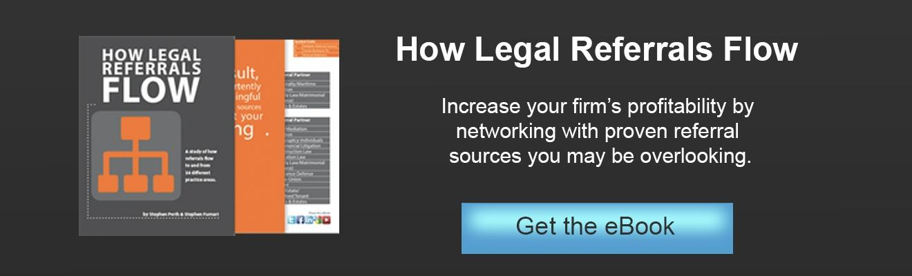 How Legal Referrals Flow