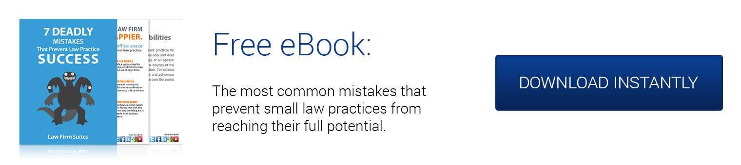 7 Deadly Mistakes That Prevent Law Practice Success