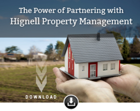 Power of Partnering with Hignell Property Management