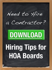 Tips for Hiring a Contractor from hoa boards