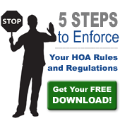5 Steps to enforce hoa rules and regulations