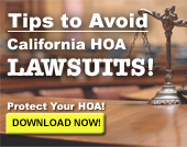 Tips to avoid california law suits