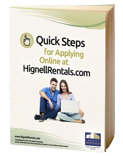 Quick Steps for Applying Online