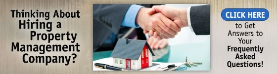 FAQ about Hiring a Property Management Company