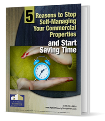 5 Reasons to Stop Self-Managing Your Commercial Properties and Start Saving Time