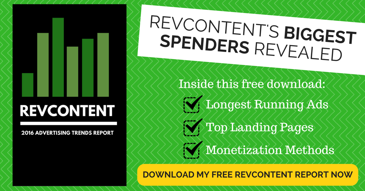 Download This Free RevContent Report