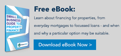Free eBook - Small Business Guide to Property Finance