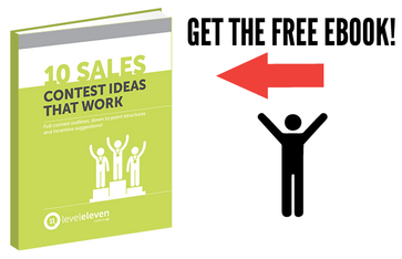Sales Contest Ideas eBook