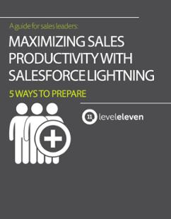 salesforce lightning for sales productivity guide
