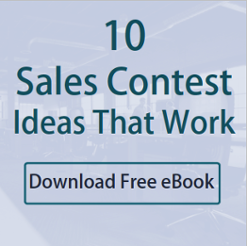 Cool prizes for sales contests