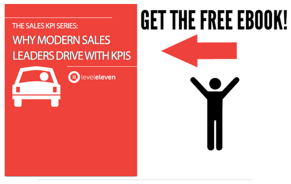 Why Modern Sales Leaders Drive with KPIs