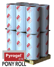 Find out more about Pyrogel XTE Pony Rolls