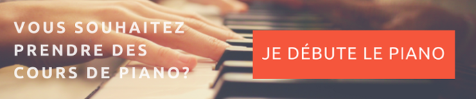 Je débute le piano !