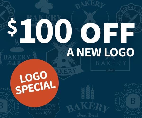 $100 Off Logo