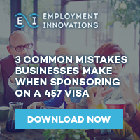 3 Common Mistakes Businesses Make When Sponsoring on a 457 Visa - Download Your Guide Now