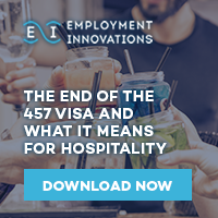 Download Your Guide to the Changes to the 457 Visa for Hospitality