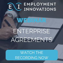 Watch the recording of our webinar on Enterprise Agreements