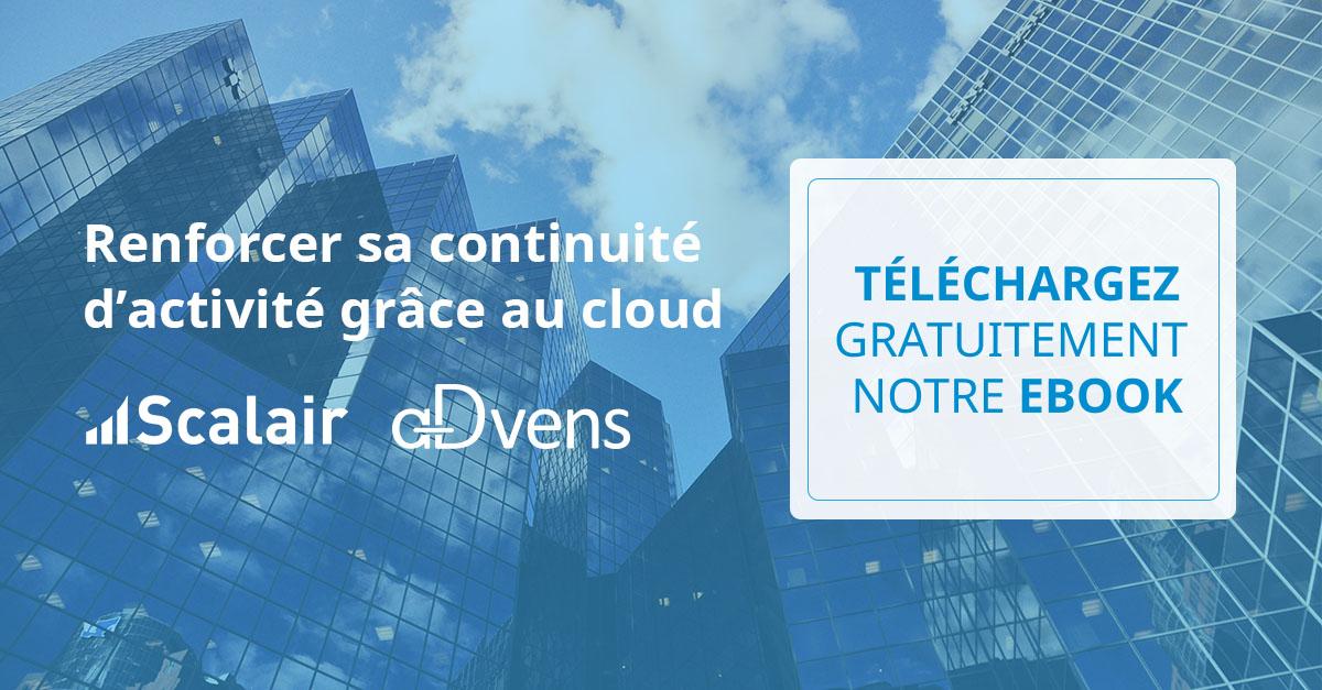 Renforcer sa reprise d'activité grâce au Cloud