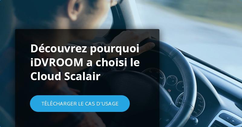 Découvrez pourquoi iDVROOM a choisi un cloud privé Scalair
