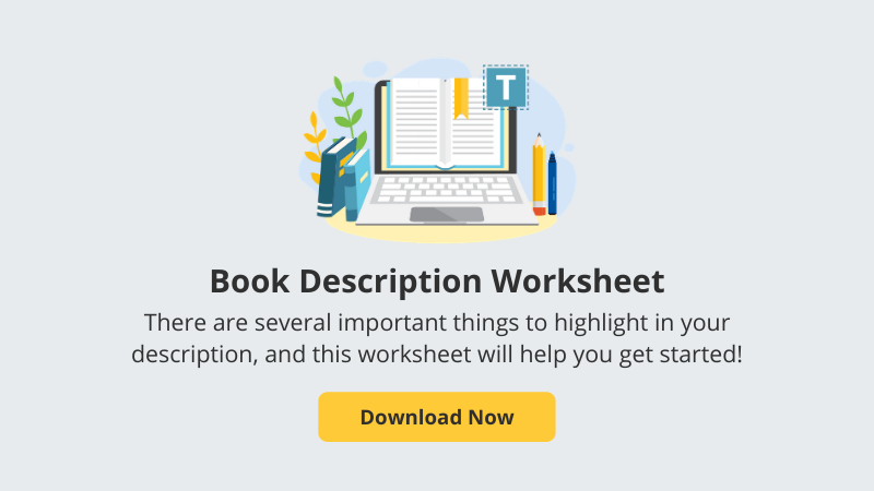 Download the Free Book Description Worksheet
