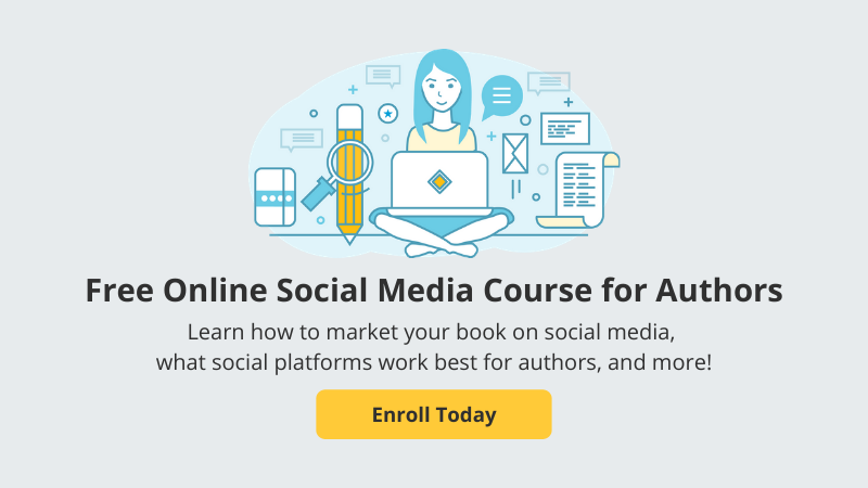 Free Online Social Media Course for Authors