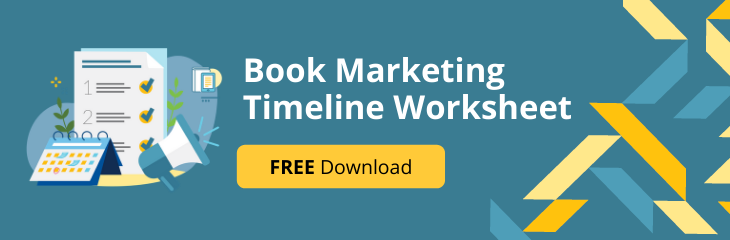 Book Marketing Timeline Worksheet_Free Download