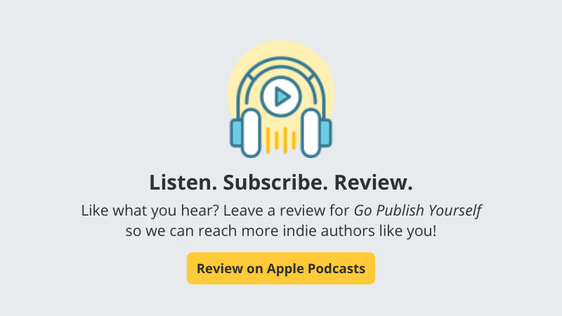 Review on Apple Podcasts
